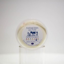 Fromages blanc aux 4 fruits