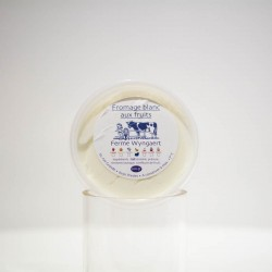 Fromage blanc aux bananes